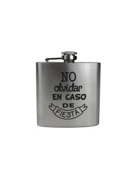 PETACA NO OLVIDAR EN CASO...