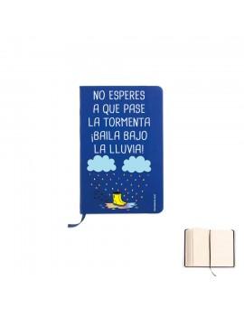 LIBRETA A6 - NO ESPERES A QUE PASE LA TORMENTA product_id