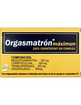 CAJA CARAMELOS ORGASMATRON...