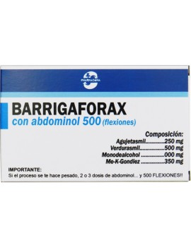 CAJA CARAMELOS BARRIGAFORAX...
