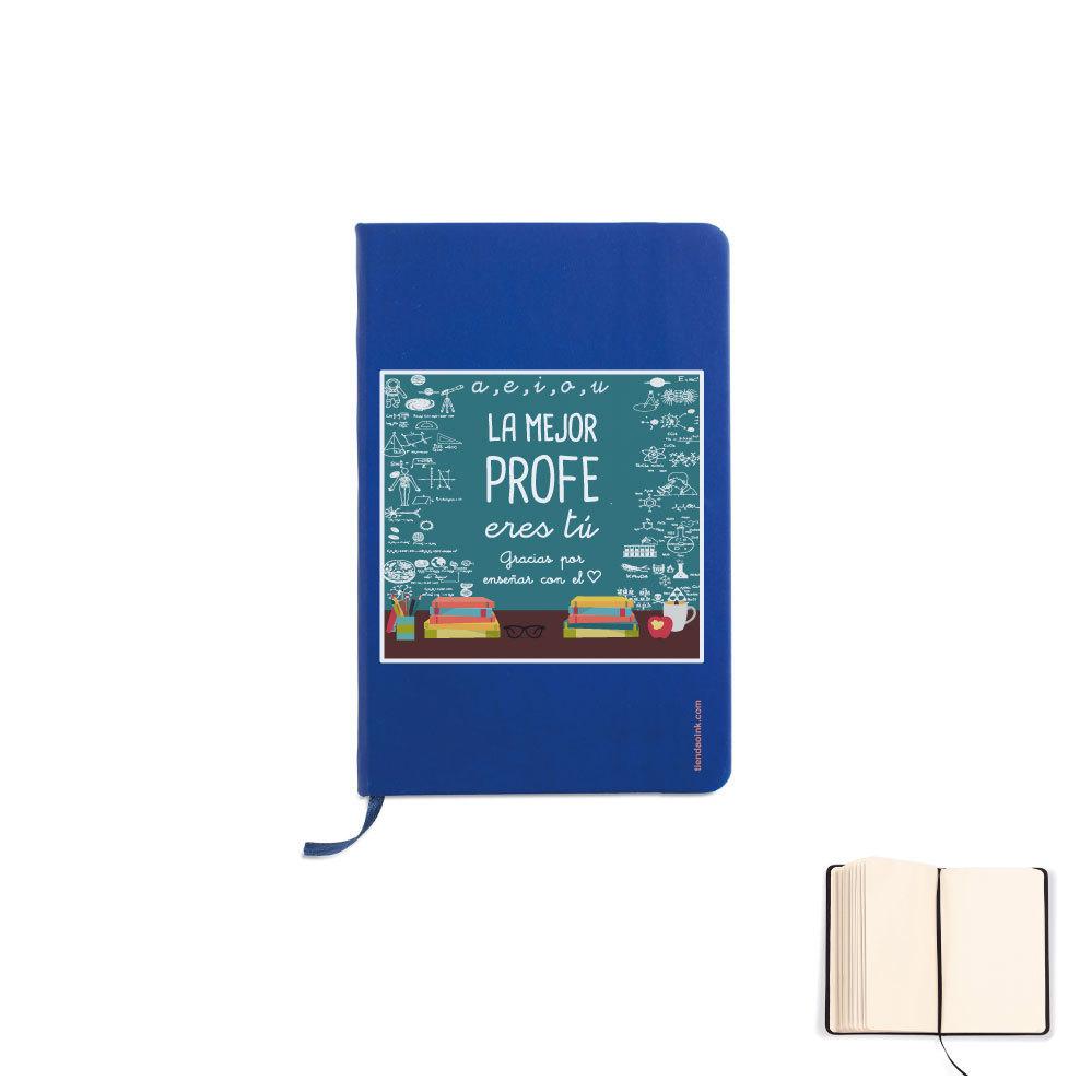 LIBRETA A6 - LA MEJOR PROFE ERES TÚ product_id