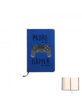 LIBRETA A6 - PADRE DE DÍA GAMER DE NOCHE product_id