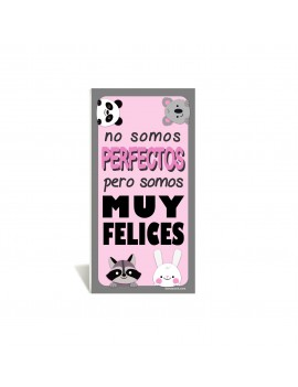 CARTEL PVC ADHESIVO MUY FELICES product_id