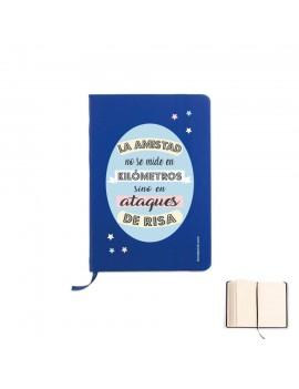 LIBRETA A5 - LA AMISTAD NO SE MIDE EN KM product_id