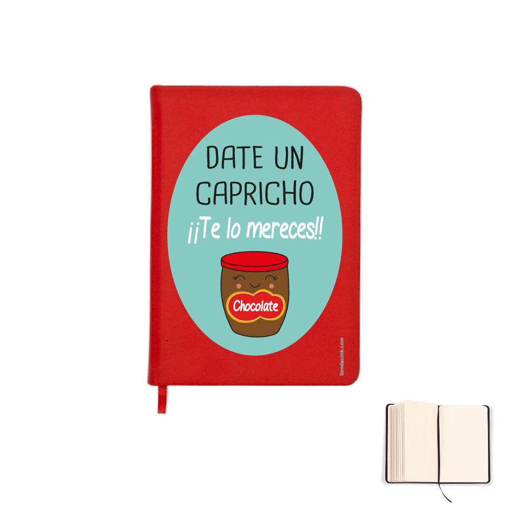 LIBRETA A5 - DATE UN CAPRICHO ¡TE LO MERECES! product_id