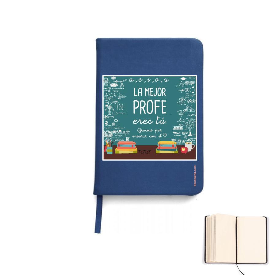 LIBRETA A5 - LA MEJOR PROFE ERES TÚ product_id