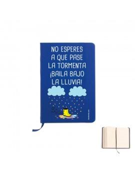 LIBRETA  A5 -  NO ESPERES A...