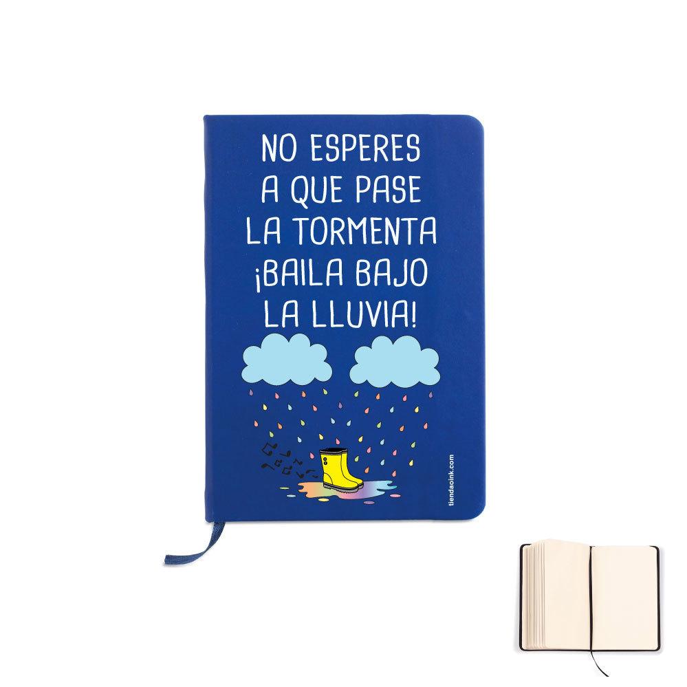 LIBRETA A5 - NO ESPERES A QUE PASE LA TORMENTA product_id