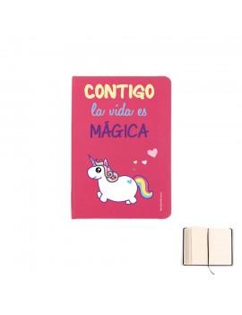 LIBRETA  A5 - CONTIGO LA...