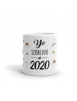 TAZA YO SOBREVIVÍ AL 2020 product_id