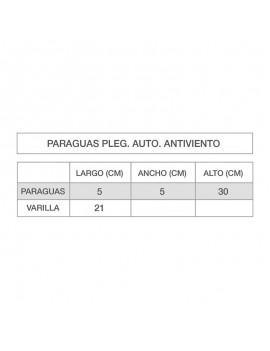 PARAGUAS PLEGABLE SI LLUEVE QUE LLUEVA product_id