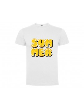 CAMISETA HOMBRE LEMON SUMMER BLANCA product_id