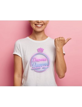 CAMISETA MUJER DRAMA QUEEN product_id