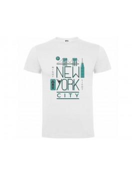 CAMISETA HOMBRE NEW YORK...