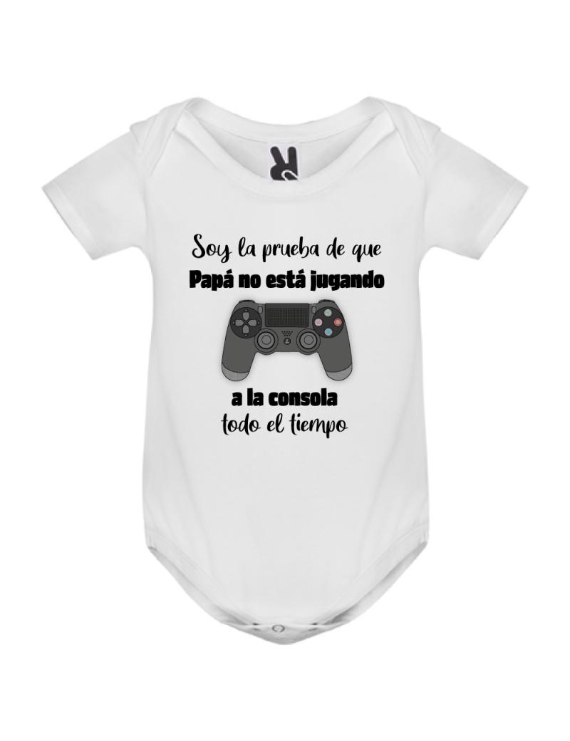 BODY BEBÉ PAPÁ GAMER product_id