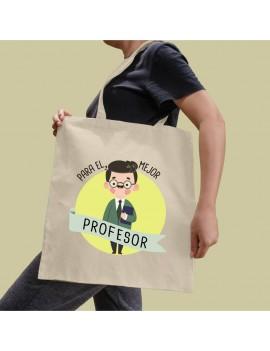 BOLSA ALGODÓN PARA EL MEJOR PROFESOR product_id