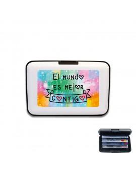 TARJETERO EL MUNDO ES MEJOR CONTIGO product_id
