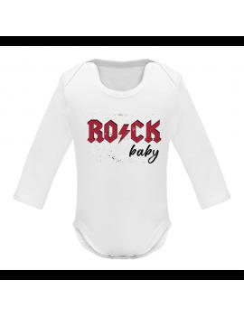 BODY BEBÉ ROCK BABY MANGA LARGA product_id