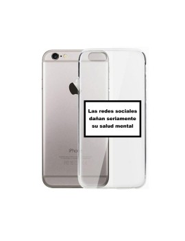 FUNDA SMARTHPHONE ADVERTENCIA